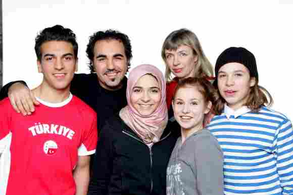 Türkisch für Anfänger darsteller