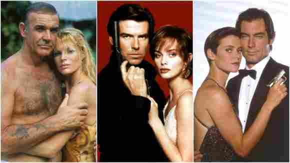"""""""James Bond""""-Darsteller"""