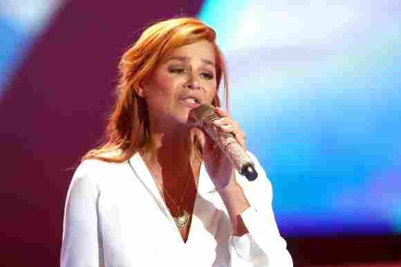 """Andrea Berg bei """"Willkommen bei Carmen Nebel"""""""