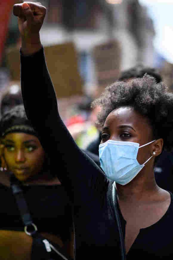 Black Lives Matter Proteste