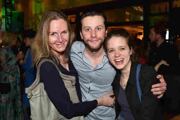 Carolin Fink, Jonathan Beck, Sidonie von Krosigk 2018 in München