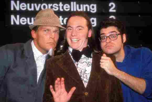 Christian Tremitz, Michael Herbig und Rick Kavanian