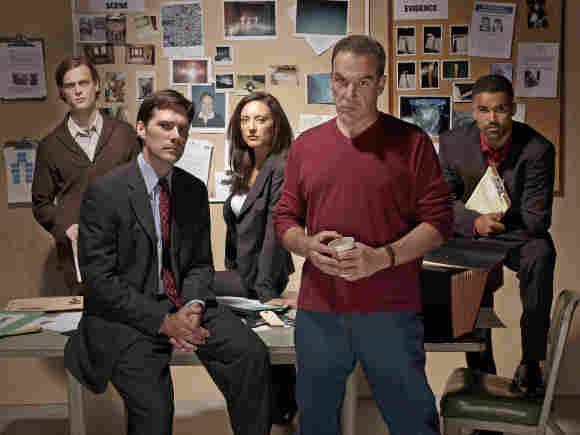 """Criminal Minds""-Stars in Staffel 1"