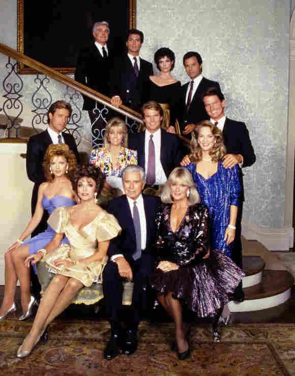 """Der Denver-Clan""-Cast"