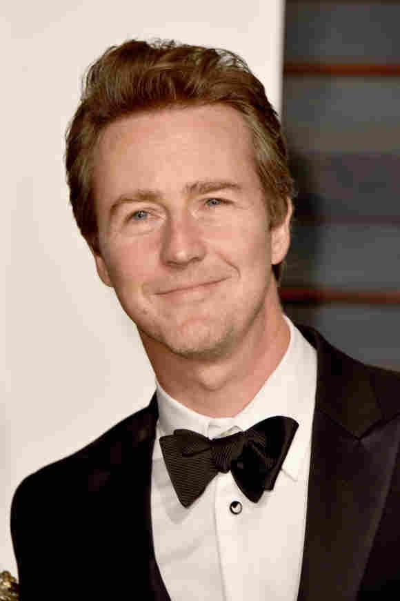 Edward Norton hat bisher noch keinen Oscar gewonnen