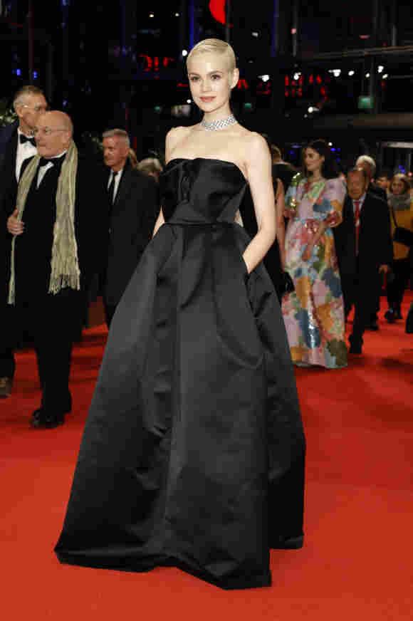Emilia Schüle auf der Berlinale 2020