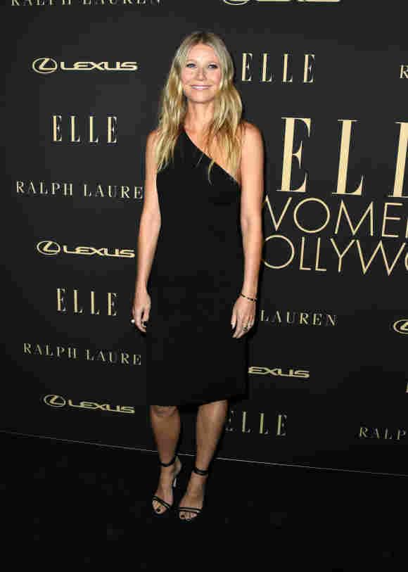 Gwyneth Paltrow ELLE Women In Hollywood