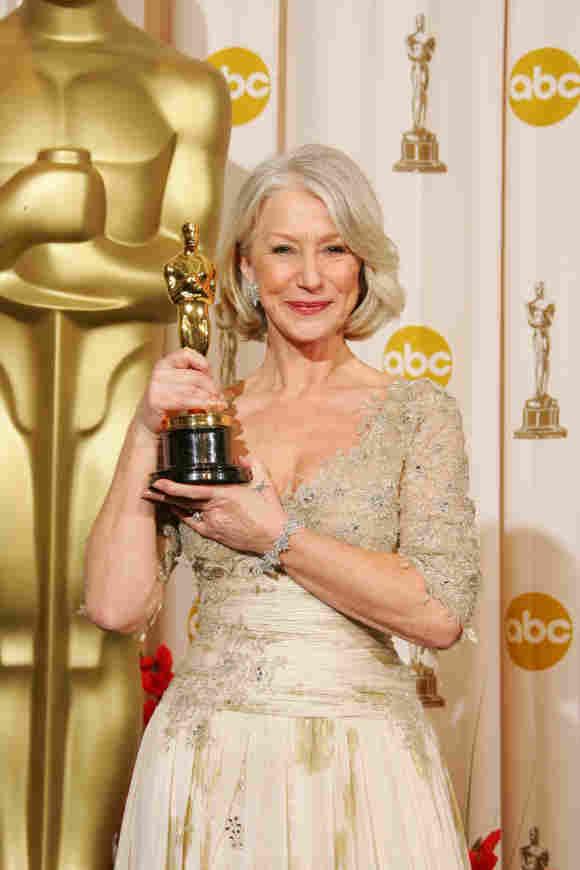 Helen Mirren Oscar Oscars 2007 Die Queen
