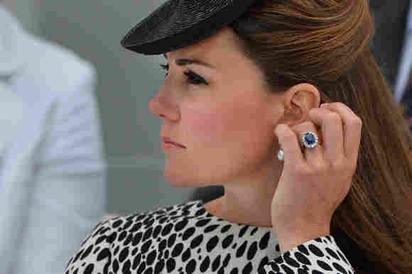 Herzogin Kate Juni 2013