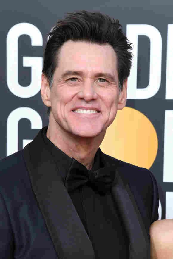 Jim Carrey bei den Golden Globes 2019