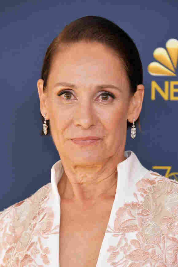 Laurie Metcalf bei den Emmy Awards 2018