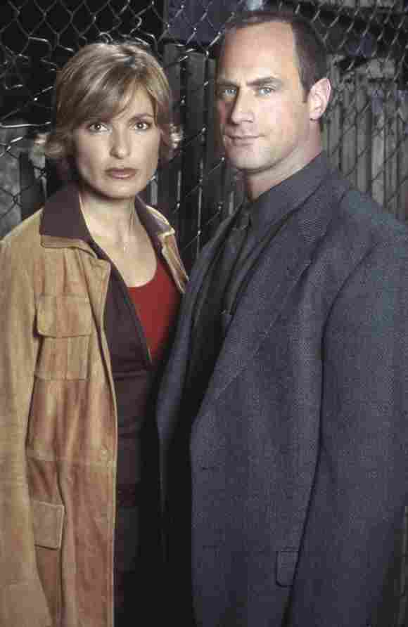 law and order svu mariska hargitay christopher meloni