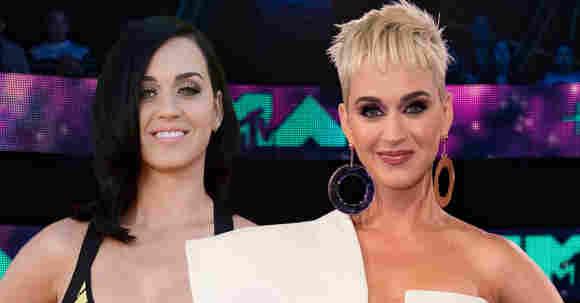 Katy Perry: Make-over 2017