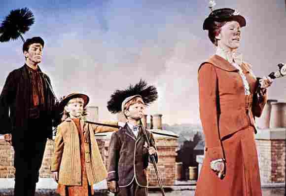 """""""Mary Poppins"""" 1964"""
