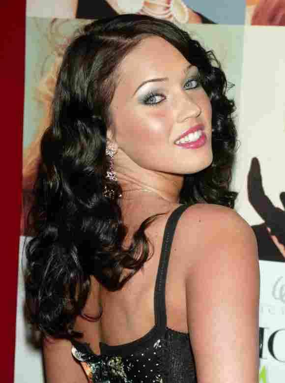 Megan Fox im Jahr 2004