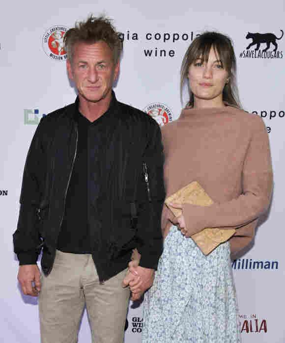 Sean Penn und Leila George trennung getrennt