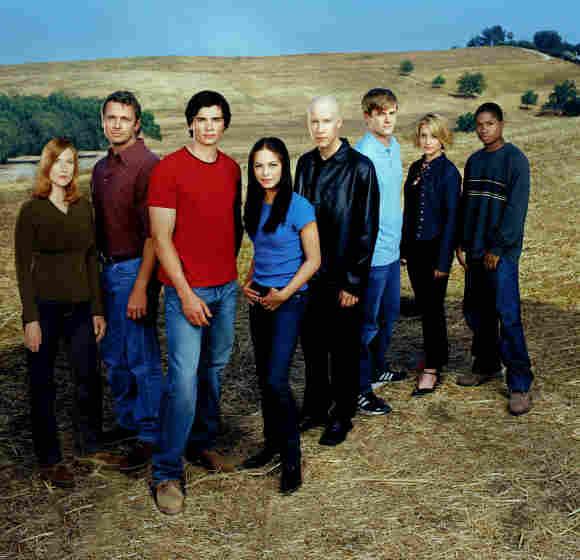 """Die """"Smallville""""-Darsteller"""