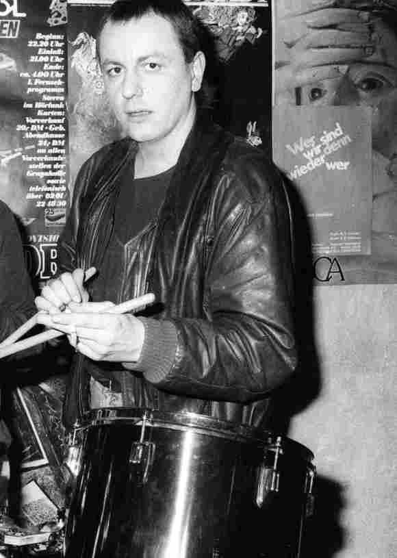 Franz Trojan beim WWF Club vom 13. Januar 1984