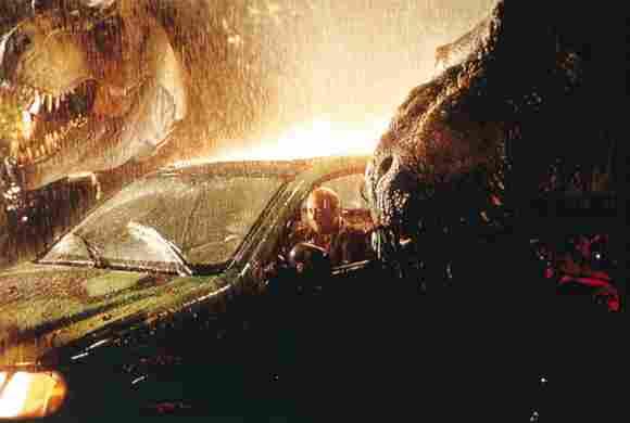 """""""Vergessene Welt: Jurassic Park"""""""