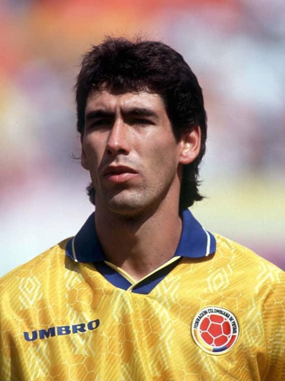 Fußballer Andrés Escobar