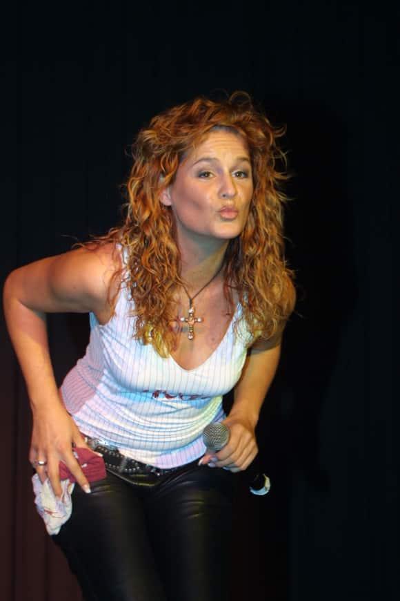 Andrea Berg im Jahr 2003