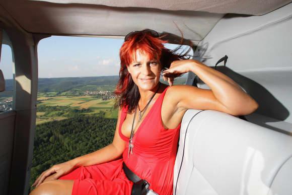 Andrea Berg im Jahr 2009