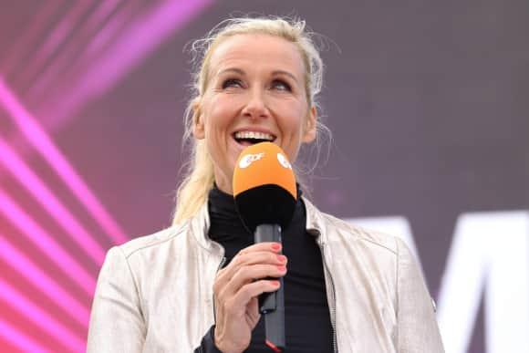 Andrea Kiewel Fernsehgarten Urlaub Live Fernsehgarten