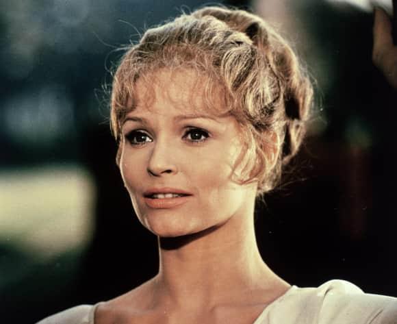 Eine berühmte Schauspielerin