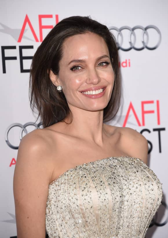 Hollywood-Star Angelina Jolie