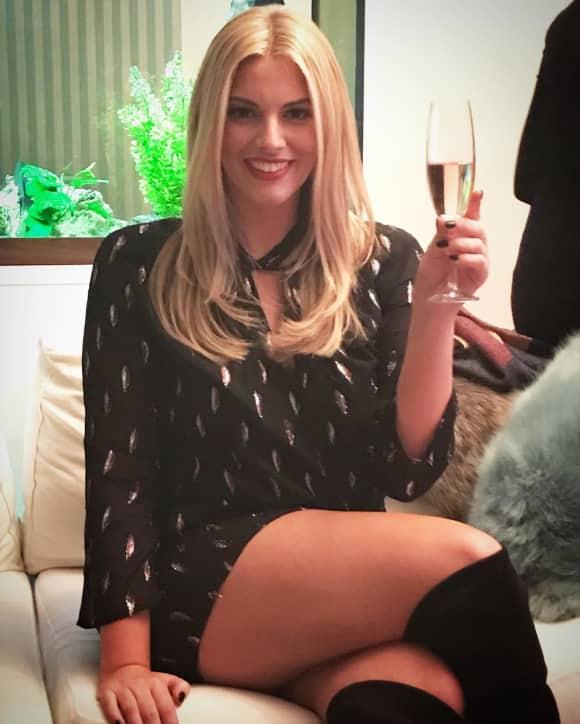 Angelina Kirsch ist Curvy Model