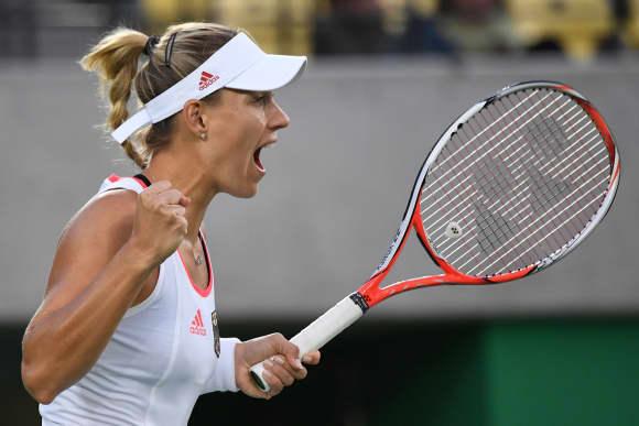 Angelique Kerber gewann 2016 das Australian Open und das US Open