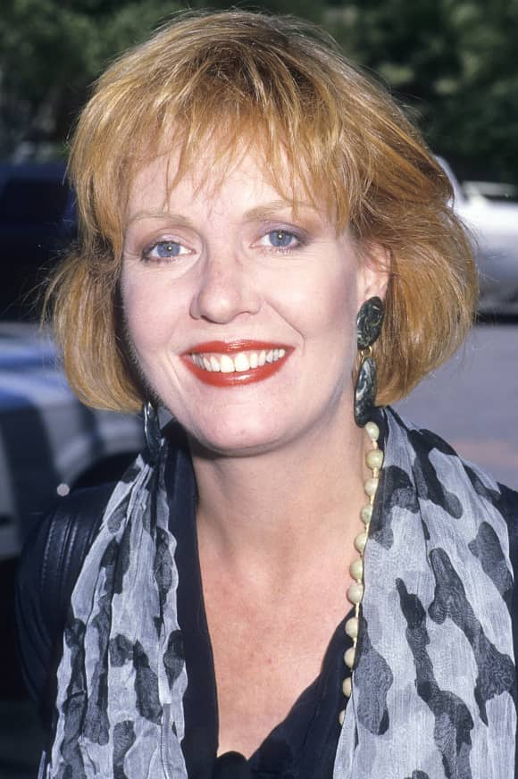 "Anne Schedeen alias ""Kate Tanner"" in ""Alf"""