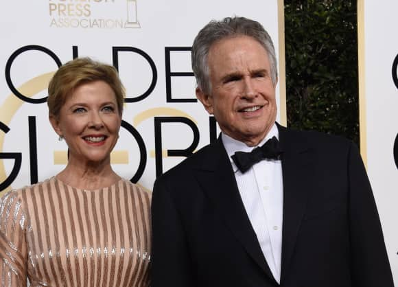 Annette Bening und Warren Beatty sind seit 1992 verheiratet