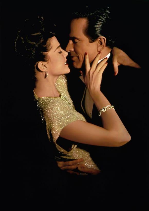 """Annette Bening und Warren Beatty lernten sich am Set von """"Bugsy"""" kennen"""