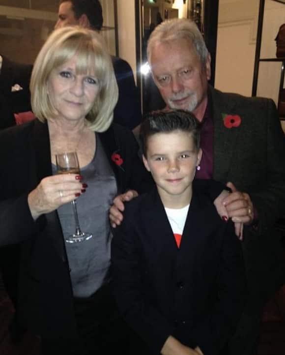 So sehen die Eltern von Victoria Beckham aus