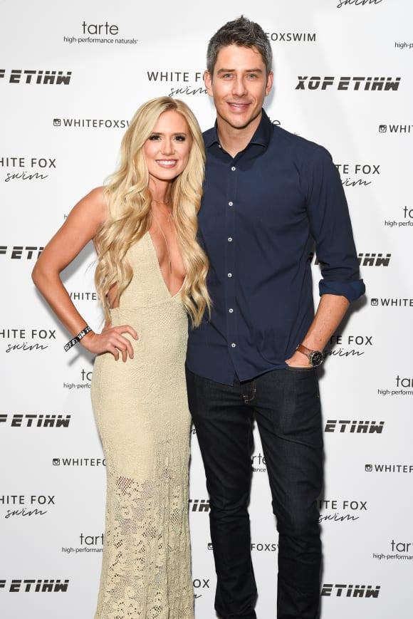 Arie Luyendyk and Lauren Burnham Bachelor couples still together