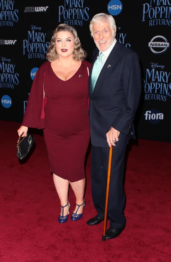Arlene Silver and Dick Van Dyke