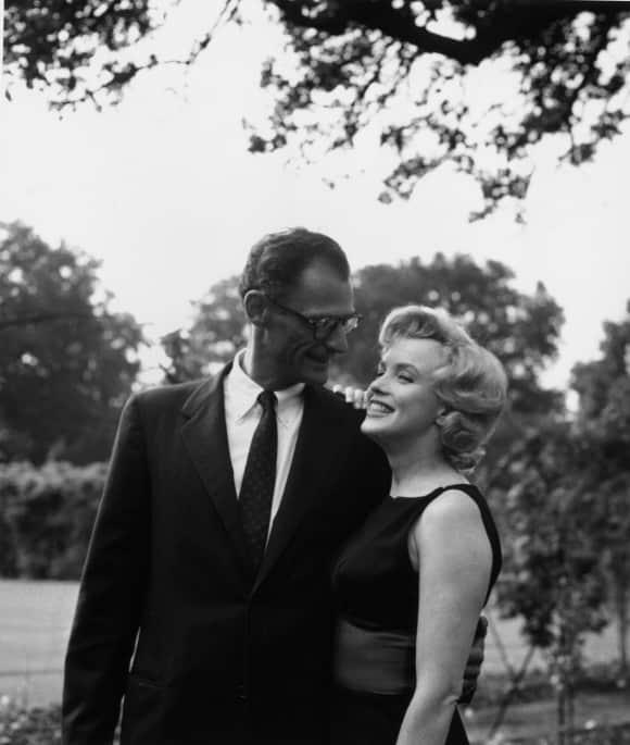 Arthur Miller und Marilyn Monroe waren zwischen 1956 und 1961 verheiratet