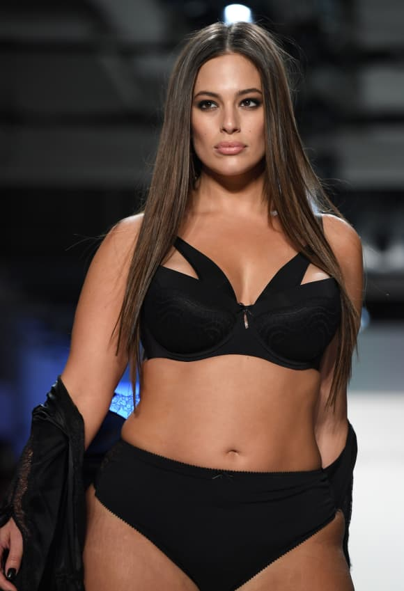 Ashley Graham New York Fashion Week