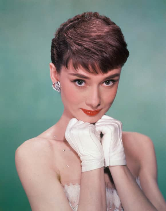 Audrey Hepburn Hollywood-Star