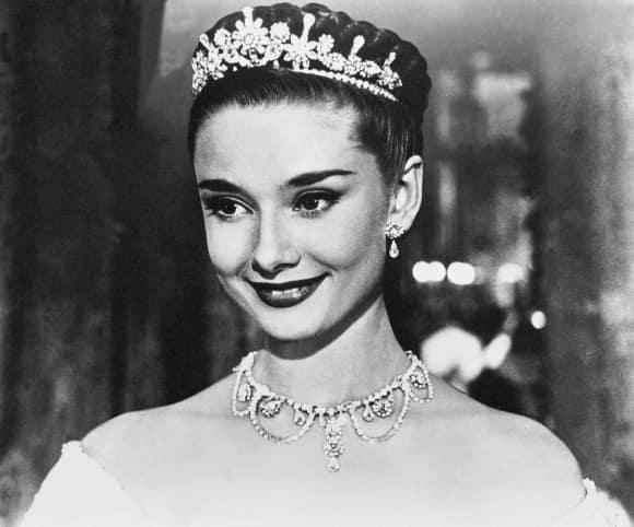Audrey Hepburn Stilikone