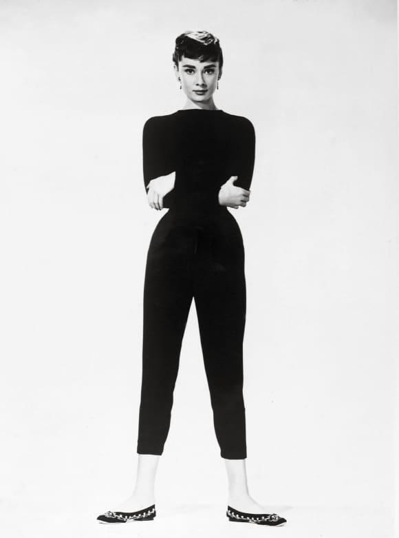 Audrey Hepburn Height