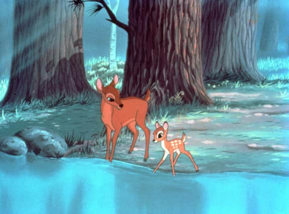 "Disney-classic ""Bambi"""