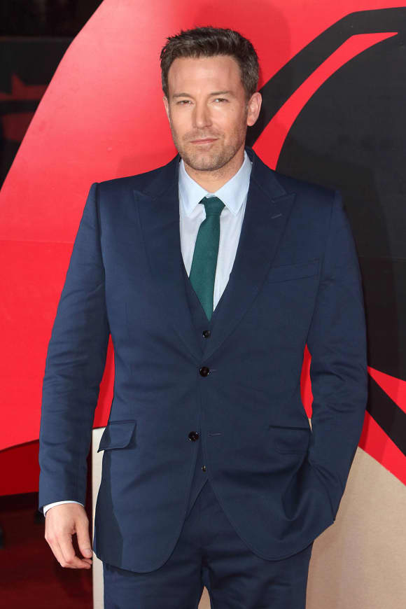 "Ben Affleck bei der Premiere von  ""Batman v Superman: Dawn of Justice"""