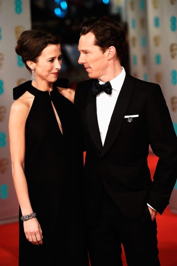 Benedict Cumberbatch: Hochzeit am Valentinstag?