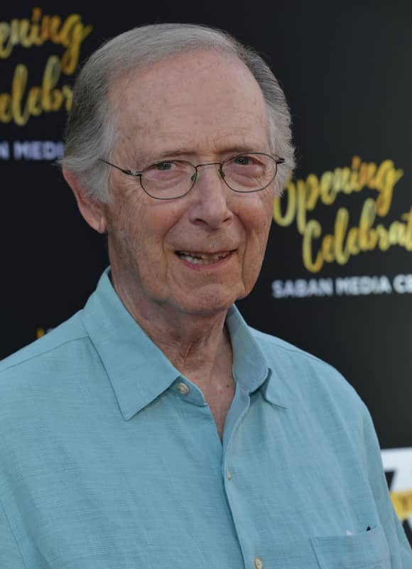 Bernie Kopell at the 70th Television Academy Anniversary