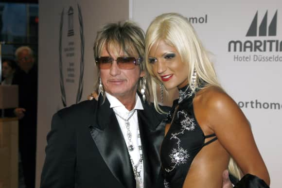 Bert und Sophia Wollersheim im Jahr 2011