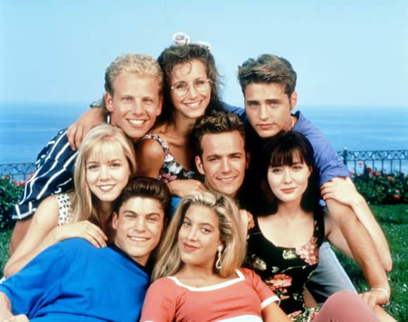 Beverly Hills 90210 Cast