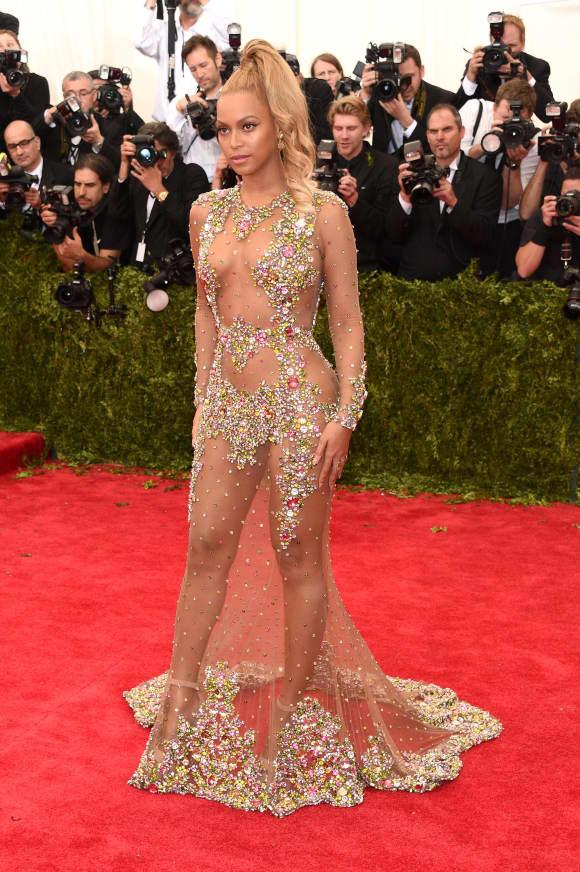 Beyoncé Knowles Met Gala