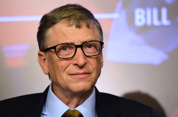 Bill Gates has already donated an enormous $35bn to charity since 1994